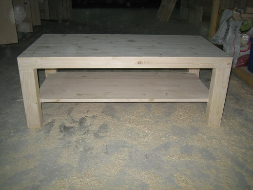 Table basse - Table en pin pas cher ...